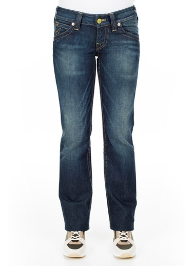 True Religion  Jeans Kadın Kot Pantolon W102076E41D1 Lacivert